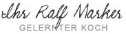 Ralf Marker Unterschrift